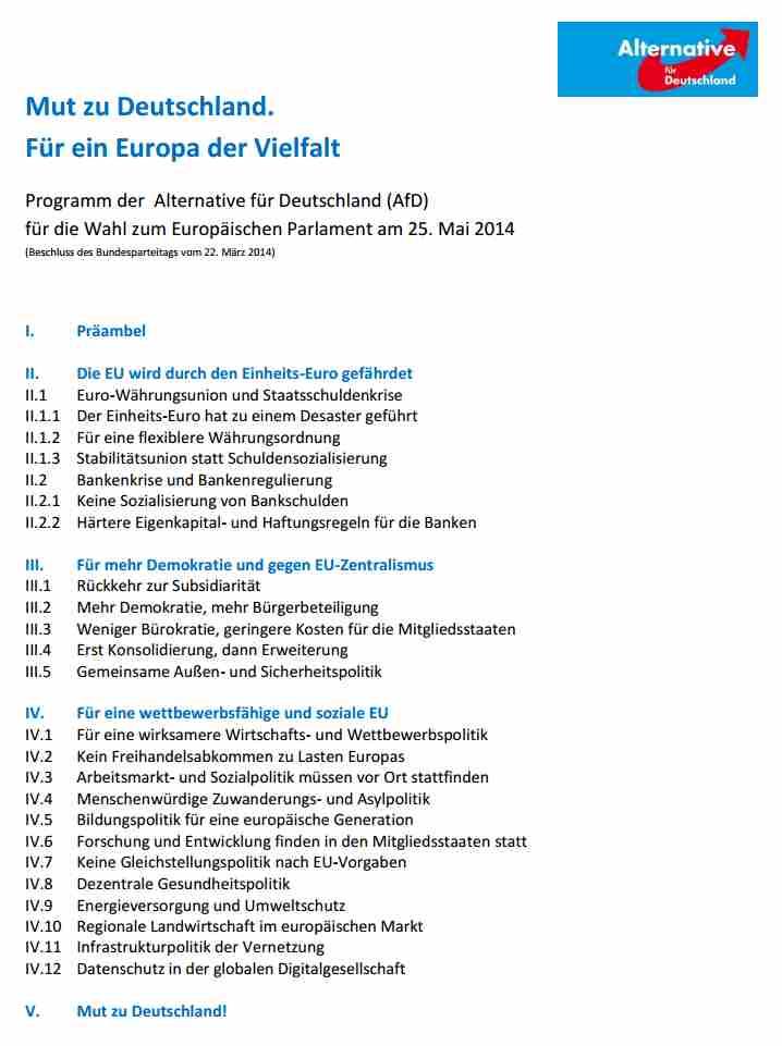 Europawahlprogramm_bild
