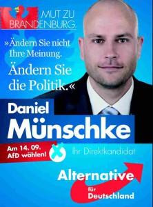 Plakat_DirektkandidaturDanielMuenschke