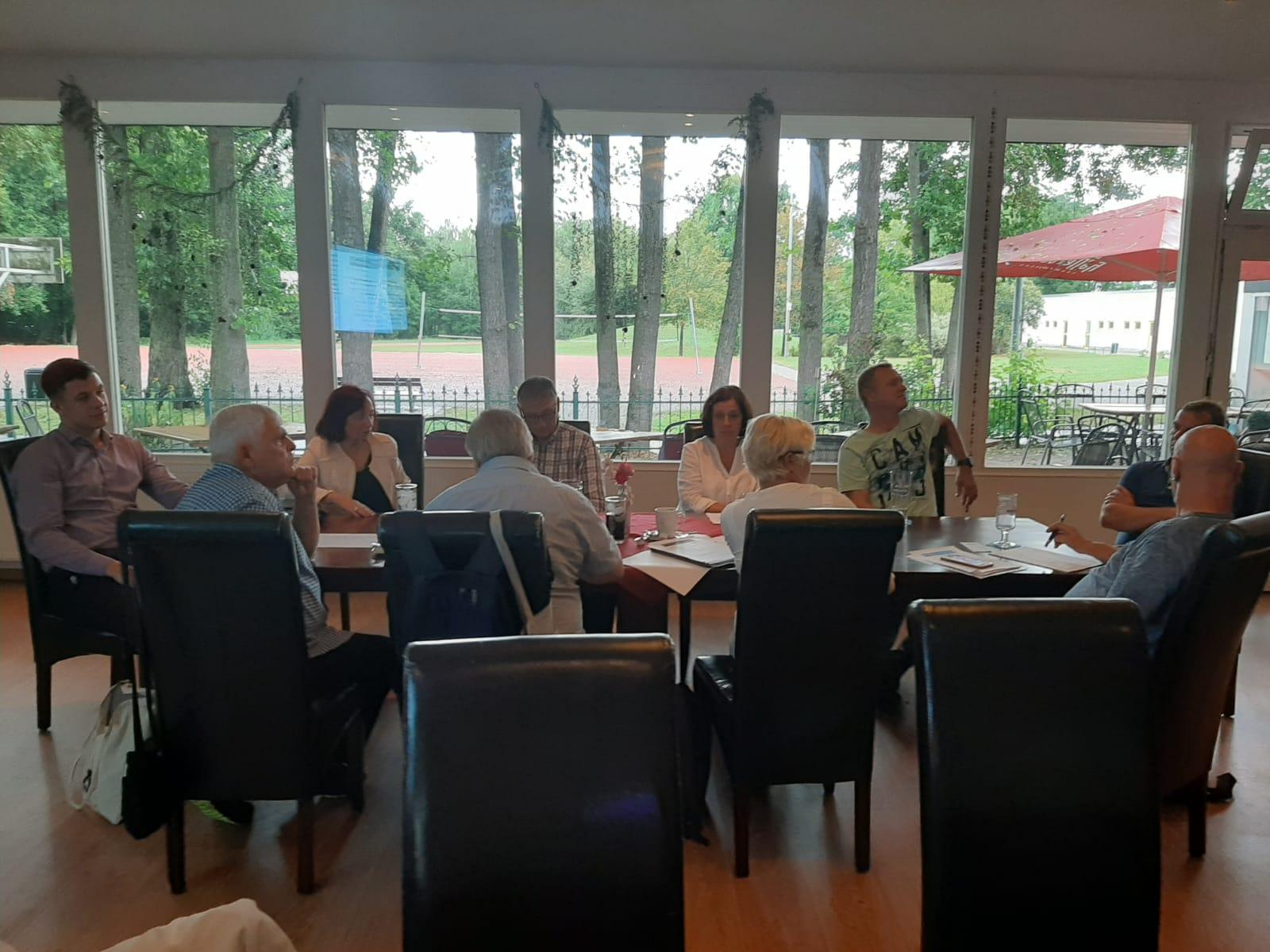 Mitgliederversammlung am 22.08.2020 des AfD Kreisverbandes Cottbus